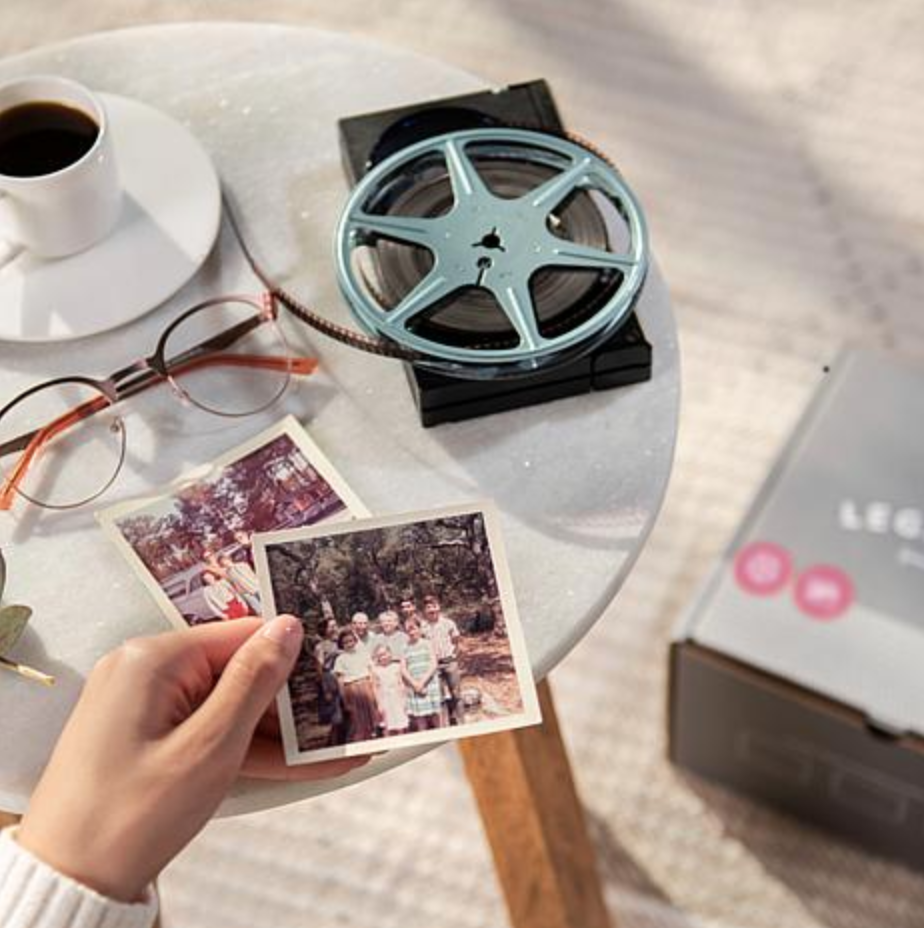 Legacybox is great for anyone who wants to organize photos and reduce clutter. (Photo: HSN)