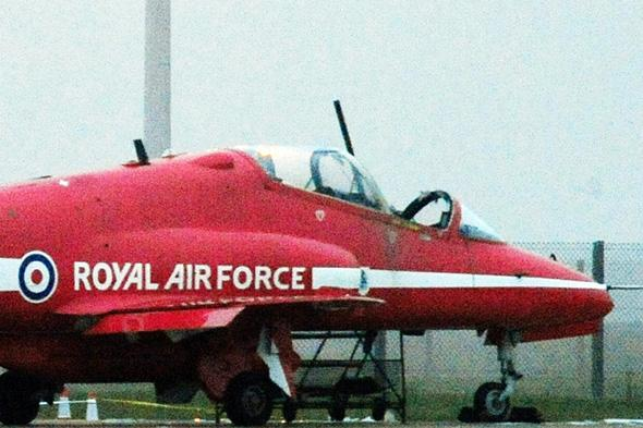 red arrows pilot died due to lack of communication