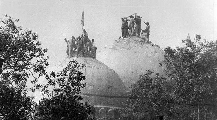 ayodhya ram mandir babri masjid dispute, supreme court day to day hearing ayodhya land dispute, babri masjid demolition