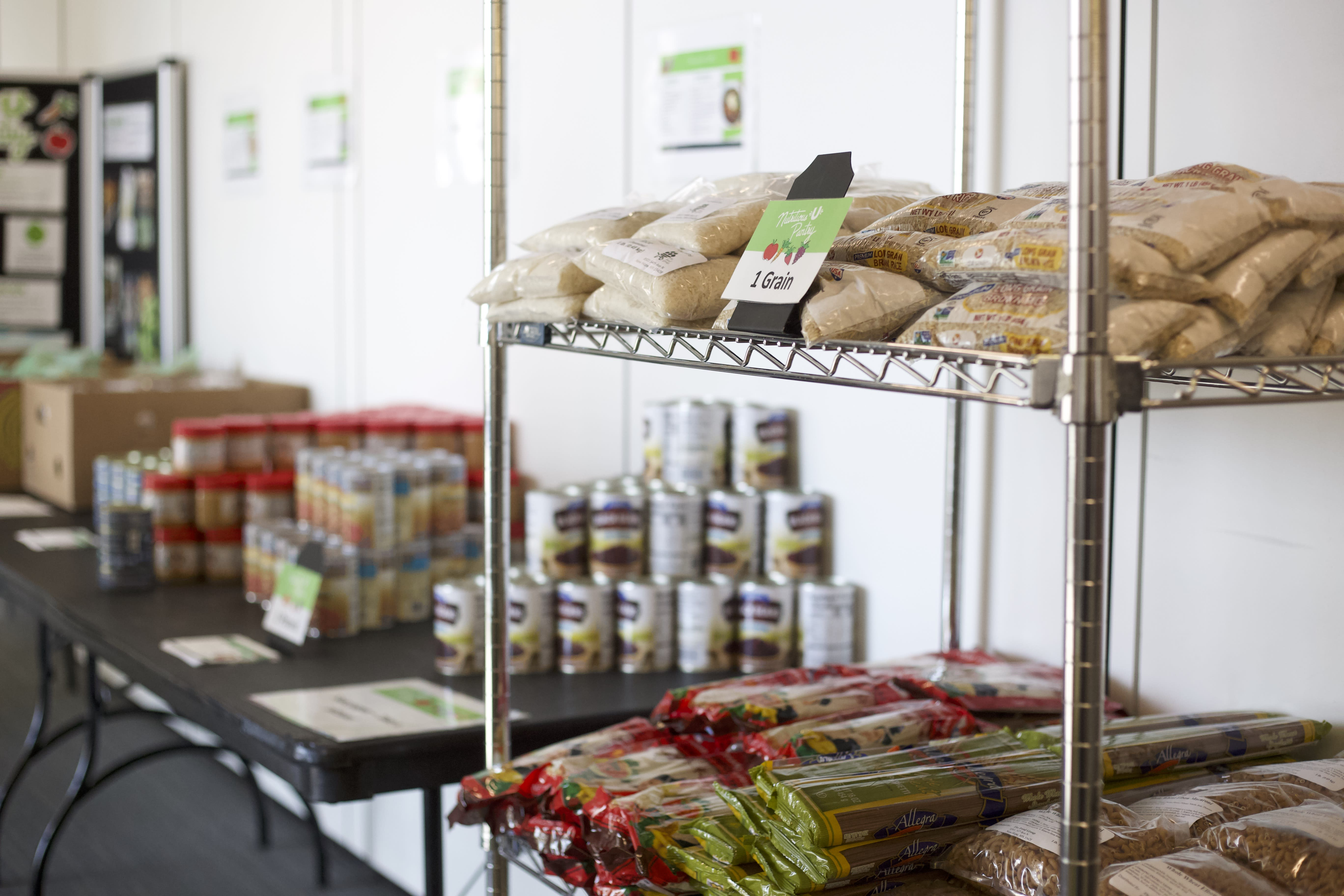 Although a majority of University of Minnesota's classes are online this fall, its food pantry, Nutrition U, plans to re-open on September 23 and will double the frequency that it is open each month. (Photo Courtesy: University of Minnesota)