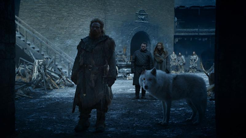 'Game of Thrones': Why Jon Snow Didn't Say Goodbye to Ghost