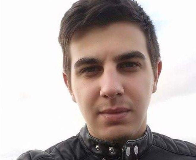 <em>Senseless – Razvan Sirbu was left with multiple injuries after the sustained attack, which involved weapons including a machete (Picture: Kent Police)</em>