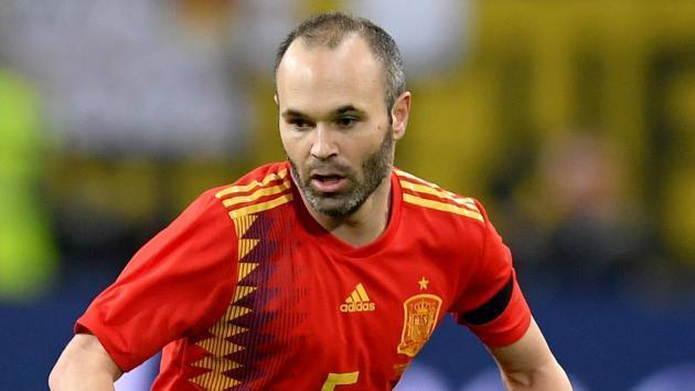 <p>Barcelona & Spain will miss inspiration Iniesta when he's gone</p>