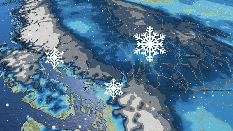 B.C.: Another 'high impact' snow event threatens Lower Mainland