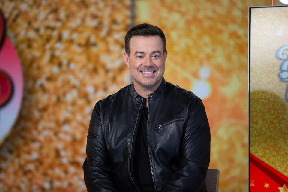 "<p>Carson Daly–best known for hosting the popular MTV show <em>Total Request Live</em> (a.k.a. TRL)—says he suffered his first panic attack right before he was expected to go on air. ""I had a hard time breathing. I was terrified for no apparent reason,"" he told <a href=""https://www.today.com/health/carson-daly-describes-tools-he-uses-cope-his-anxiety-disorder-t124737"" rel=""nofollow noopener"" target=""_blank"" data-ylk=""slk:TODAY.com"" class=""link rapid-noclick-resp"">TODAY.com</a>. But those anxious feelings didn't only present themselves at his high-pressure job. ""I've had heightened anxiety and mild panic attacks at the playground with my own children and wife there. The feeling was so gripping and so terrifying that literally I had to leave and excuse myself,"" Daly said. After going through therapy, Daly says he has come to terms with his diagnosis, and believes it has made him a more sensitive person.</p>"