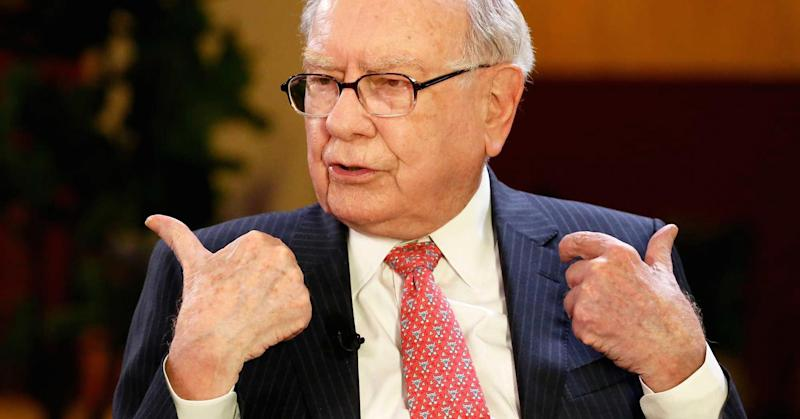 Warren Buffett is wise to keep on truckin'
