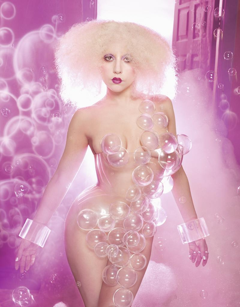 David LaChapelle, Do you want love or do you want fame (Lady Gaga), 2009.