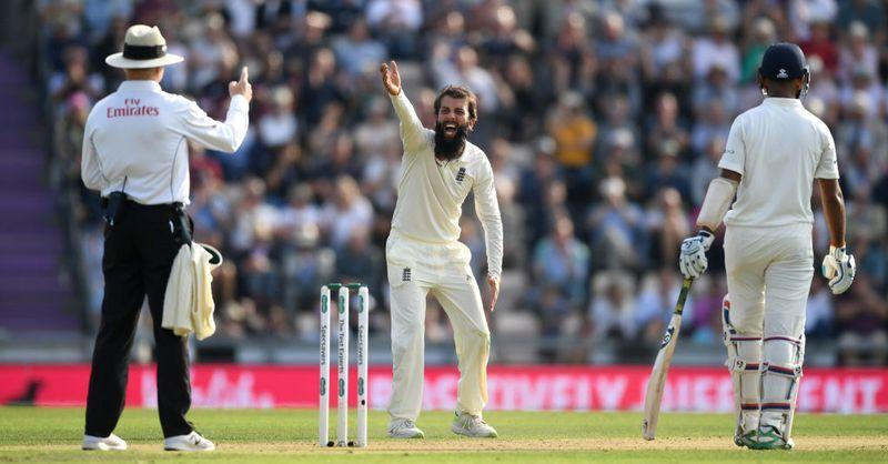 Moeen Ali's Test records