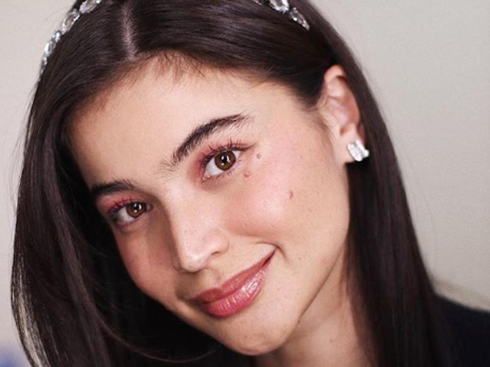 Anne Curtis announces her pregnancy. (Source: The Hive Asia)