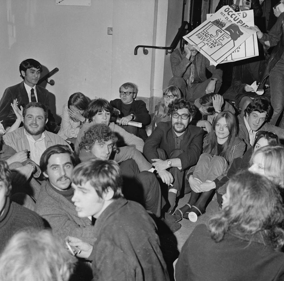 <p>Whether it was a fight to advance the Civil Rights Movement or a protest of the Vietnam War, the sit-in was a popular and often effective means of collective action. </p>
