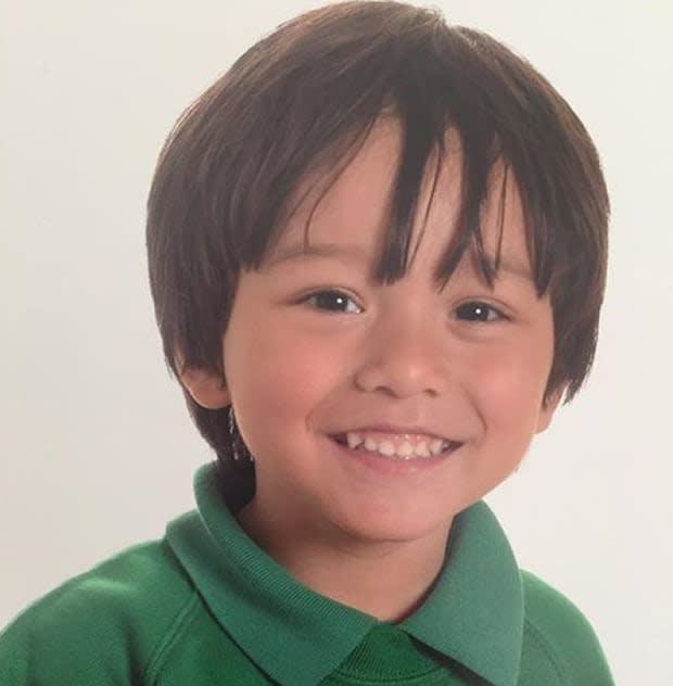 Julian Cadman is missing following the deadly attack