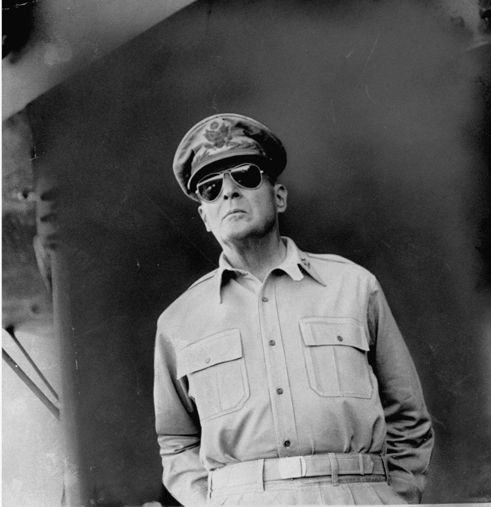 Douglas MacArthur Is One of America's Most Famous Generals. He's Also the Most Overrated