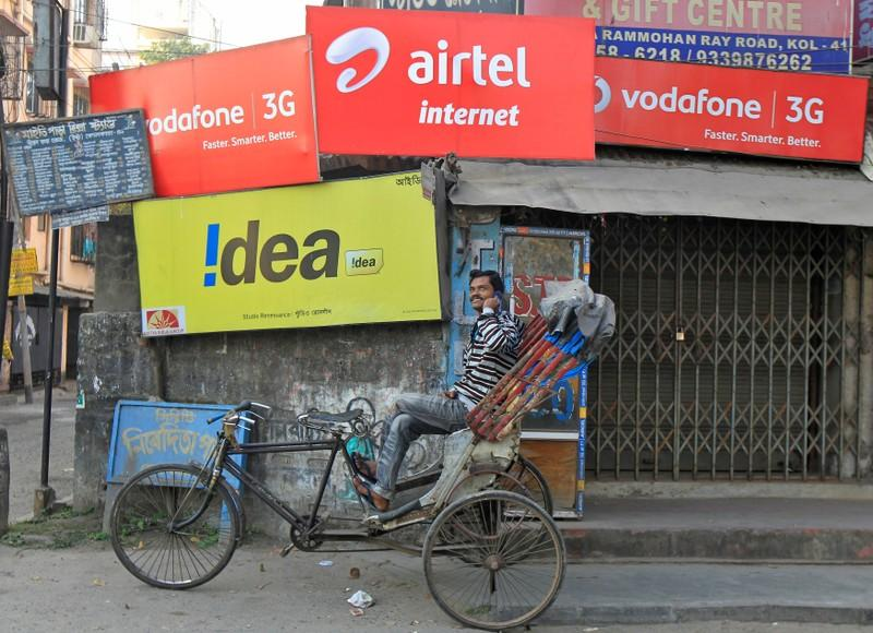 Bharti, Vodafone Idea approach India's top court on payment of dues - media