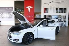 The giant bet that Tesla will fall 75 percent