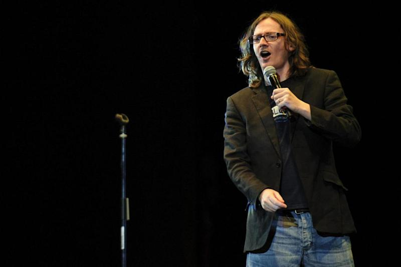 Ms Wilson says Ed Byrne saved her life (Getty Images)