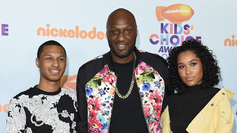 Lamar Odom's Son 'Hurt' to Find Out About Dad's Engagement Through Social Media