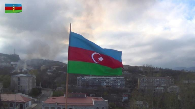 A turning point in the conflict came on Sunday when Azerbaijan's leader announced that his forces had captured Shusha, the Nagorno-Karabakh region's strategically vital second-largest town