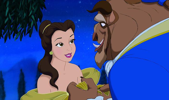 beauty and the beast 1991 still