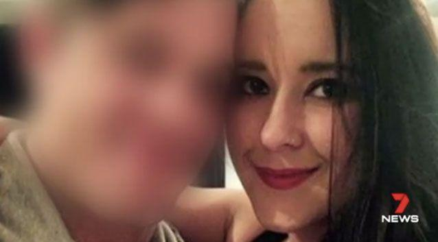 Sigourney Coles, 28, was asleep in her bed at her Bracken Ridge home in Queensland on Tuesday when she was set alight. Photo: 7 News