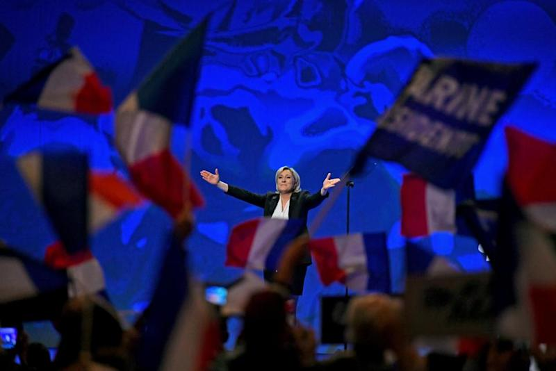 Le Pen Quotidian?