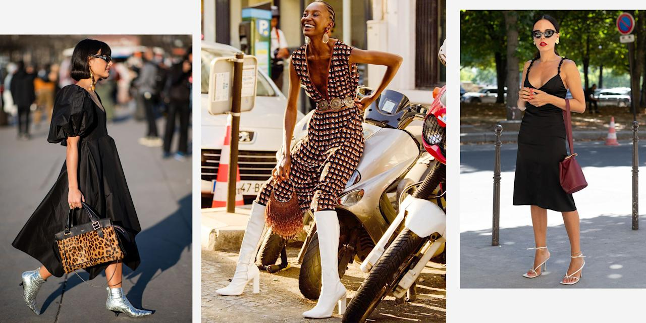 <p>Are you down for crystal-embellished sandals? Square-toe shoes? Something slouchy? A solid combat boot? Shoes are as varied as they are cool for fall 2019. See eight standout trends we're getting behind now. And shop the looks, of course.  </p>