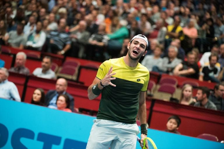 Matteo Berrettini into world top 10 and boosts ATP Finals bid