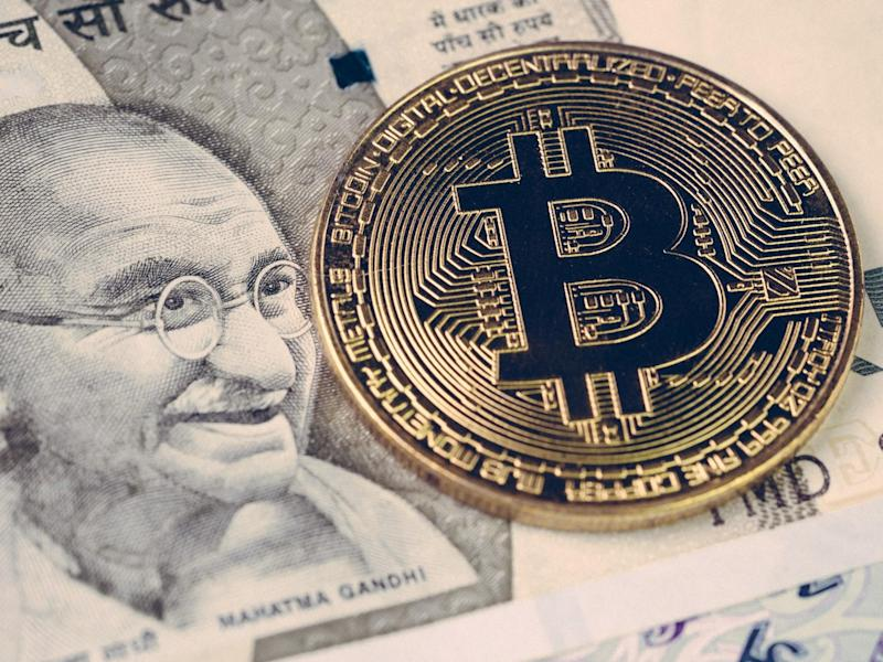 Bitcoin was banned in India under an April 2018 central bank order that blocked the trade and circulation of cryptocurrency: Getty Images
