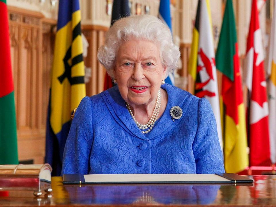<p>'Stirring examples of courage, commitment, and selfless dedication to duty have been demonstrated in every Commonwealth nation' said the Queen</p> (PA)