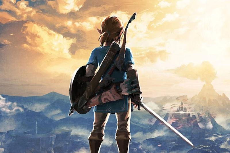 Find the master sword: the challenge is based around the popular game: Nintendo