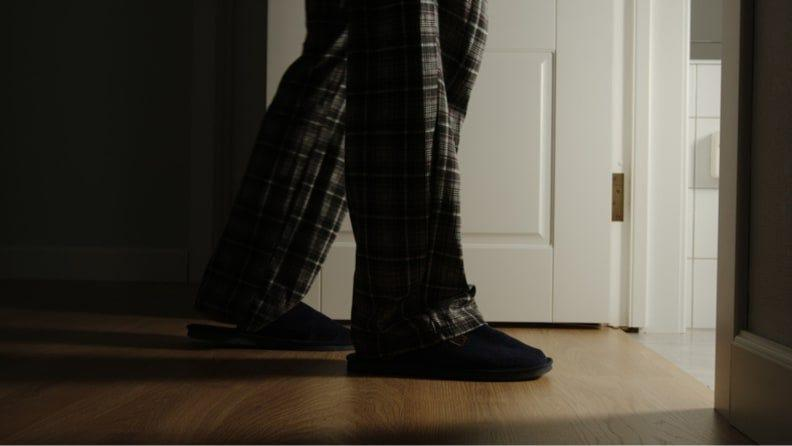 Accent and area rugs that aren't secured to the ground pose a serious threat to seniors.