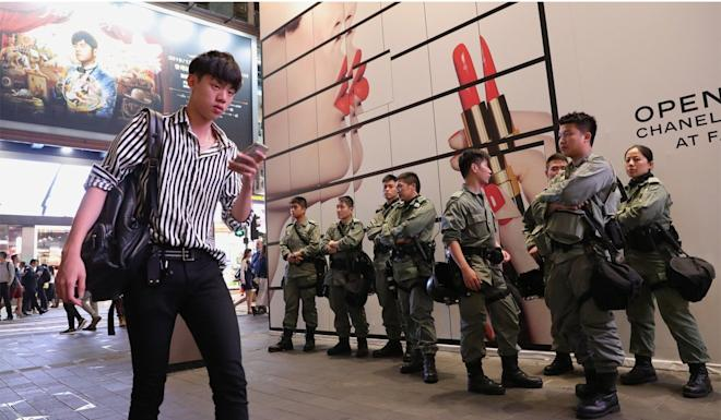 People have little faith in the Hong Kong police, the lawmaker says. Photo: May Tse