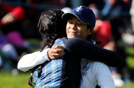 Golf - Solheim Cup