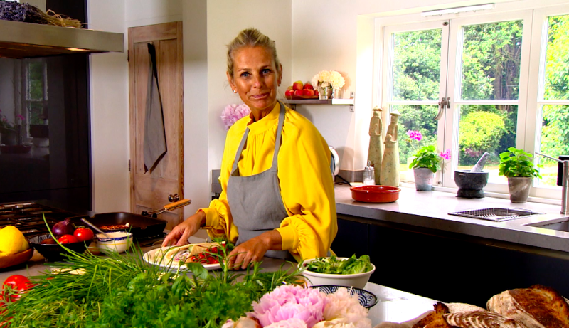 Ulrika Jonsson is to share her Swedish cookery tips (Credit: ITV)