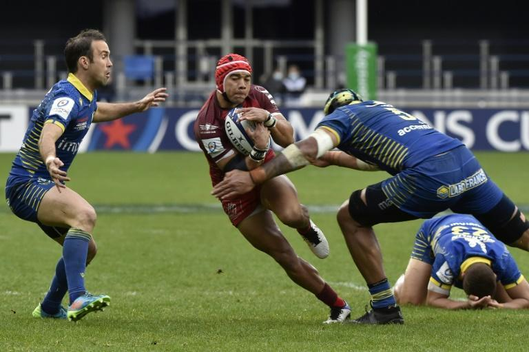 Cheslin Kolbe joined Toulouse in 2017 two years before winning the Rugby World Cup