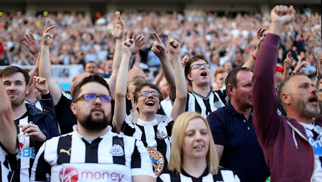 <p>Newcastle owe their famous Magpies nickname to the black and white club colours, and the story of how the team came to wear such kit can be traced back to the origins of the club.</p> <br><p>Newcastle United essentially formed when Newcastle East End, the more successful of the city's two clubs at the time, merged with struggling neighbours Newcastle West End in 1892 and took over their rivals' lease for the St James' Park site.</p> <br><p>The new team, now 'United', continued playing in East End colours, red shirts and white shorts, for a time, but soon adopted the iconic black and white stripes when a decision was made in 1894 to play in new colours that were not associated with either former club. </p>