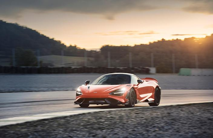 The McLaren 720S was already a bonkers supercar, capable of accelerating from zero to 60 m.p.h. in fewer than three seconds on the way to a 200-plus mph top speed. This new, $375,000 version increases the power and performance, and with a less restrictive quad-pipe exhaust system, guarantees an aural assault.