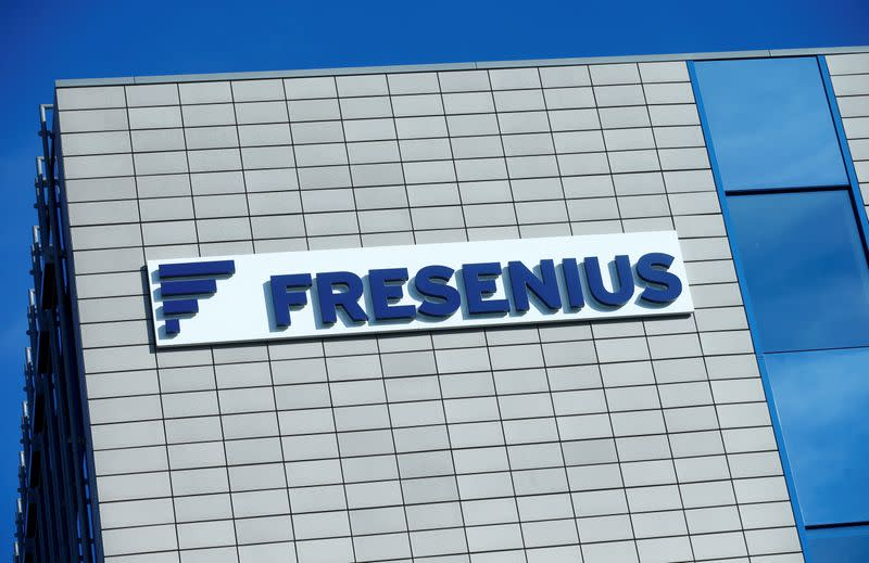 Fresenius forecasts 2020 profit growth driven by drug, dialysis units