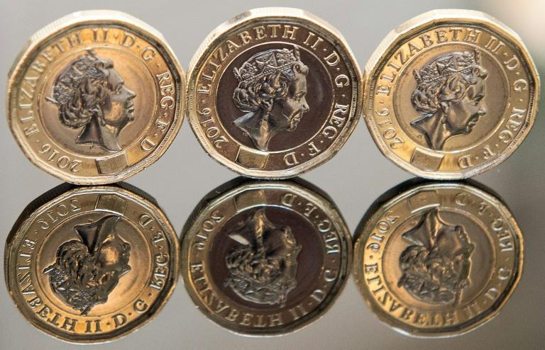The new 12-sided coin is the first change to the shape of the British £1 coin since its introduction in 1983