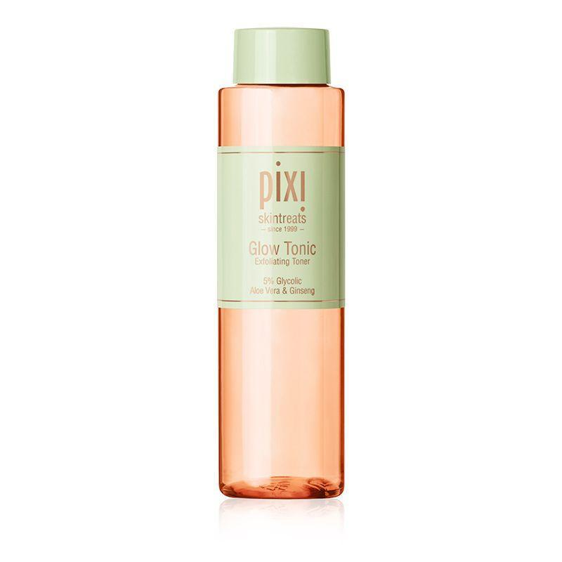 "<p><strong>Pixi by Petra</strong></p><p>dermstore.com</p><p><strong>$29.00</strong></p><p><a href=""https://go.redirectingat.com?id=74968X1596630&url=https%3A%2F%2Fwww.dermstore.com%2Fproduct_Glow%2BTonic_71574.htm&sref=https%3A%2F%2Fwww.goodhousekeeping.com%2Fbeauty%2Fanti-aging%2Fg32894759%2Fbest-toners%2F"" rel=""nofollow noopener"" target=""_blank"" data-ylk=""slk:Shop Now"" class=""link rapid-noclick-resp"">Shop Now</a></p><p>This Pixi by Petra exfoliating toner has become a cult classic and a GH Beauty Lab scientist go-to. ""It contains astringents, aloe, <a href=""https://www.goodhousekeeping.com/beauty/anti-aging/a31155061/what-does-glycolic-acid-do/"" rel=""nofollow noopener"" target=""_blank"" data-ylk=""slk:glycolic acid"" class=""link rapid-noclick-resp"">glycolic acid</a>, and humectants, all effective ingredients in a toner,"" Wnek says. ""It smells great and<strong> noticeably makes my skin glow in the morning</strong> after applying it before bed.""<br></p>"