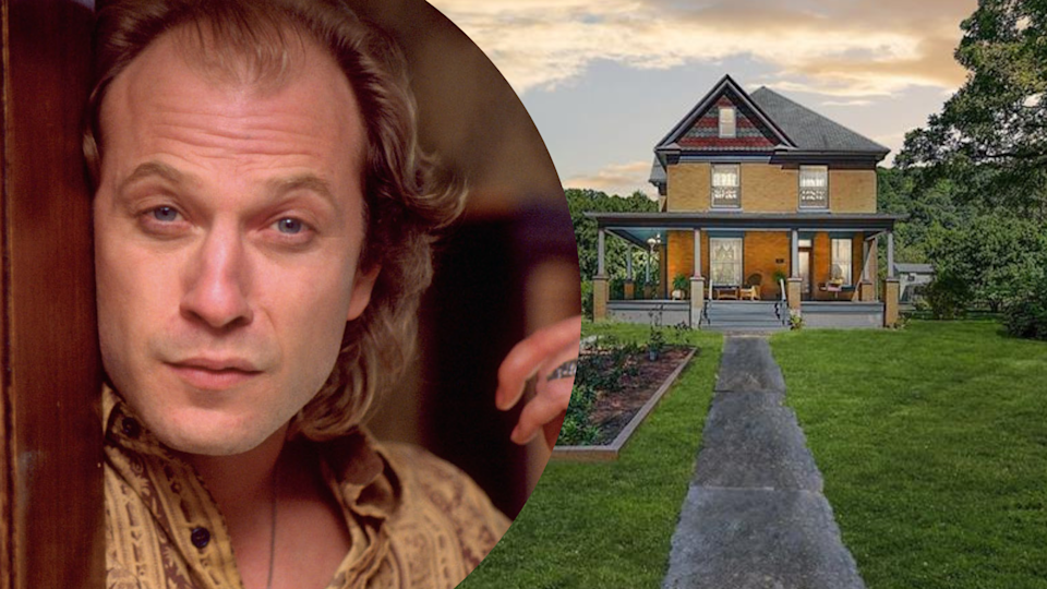 Horror house from The Silence of the Lambs goes up for auction. Source: IndieWire/Berkshire Hathaway