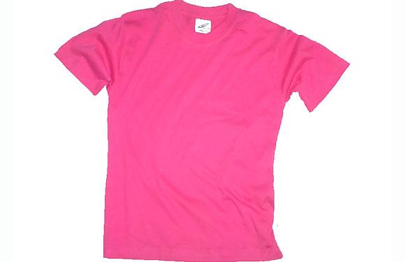 <strong>7. Pink T-shirts</strong><br />We have no issues with men wearing clothes with a hint of pink, or even in a hue of baby-pink for that matter. But bright pink t-shirts? How about you even club them with a matching pink gloss, nail polish and a skirt. You don't want to annihilate the eyeballs of the onlookers with those clothes. So give those bright ones a miss and go for something subtle.