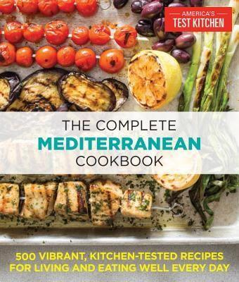 """<p><strong>America's Test Kitchen</strong></p><p>bookshop.org</p><p><strong>$30.35</strong></p><p><a href=""""https://go.redirectingat.com?id=74968X1596630&url=https%3A%2F%2Fbookshop.org%2Fbooks%2Fthe-complete-mediterranean-cookbook-500-vibrant-kitchen-tested-recipes-for-living-and-eating-well-every-day%2F9781940352640&sref=https%3A%2F%2Fwww.delish.com%2Fkitchen-tools%2Fcookware-reviews%2Fg34318524%2Fcookbooks-for-beginners%2F"""" rel=""""nofollow noopener"""" target=""""_blank"""" data-ylk=""""slk:BUY NOW"""" class=""""link rapid-noclick-resp"""">BUY NOW</a></p><p>Bring the lush and vibrant flavors of Italy, Greece, Morocco, Egypt, Turkey, and Lebanon to your kitchen with this cookbook. It'll teach you the basics of the Mediterranean Diet Pyramid, and how to add these heart-healthy recipes into your diet.</p>"""