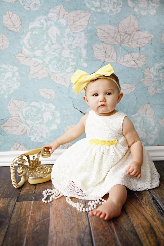<p>Your little girl will love watching classics like <em>Breakfast at Tiffany's</em>, <em>Roman Holiday</em>, and <em>My Fair Lady</em> featuring the namesake star. </p>