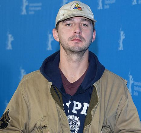 Shia LaBeouf Arrested At Broadway Show, Charged With Disorderly Conduct