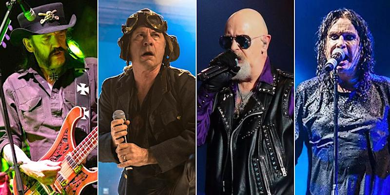 "Rob Halford dreamed of ""The Big 4 of the UK"" shows with Judas Priest, Black Sabbath, Iron Maiden, and Motörhead"