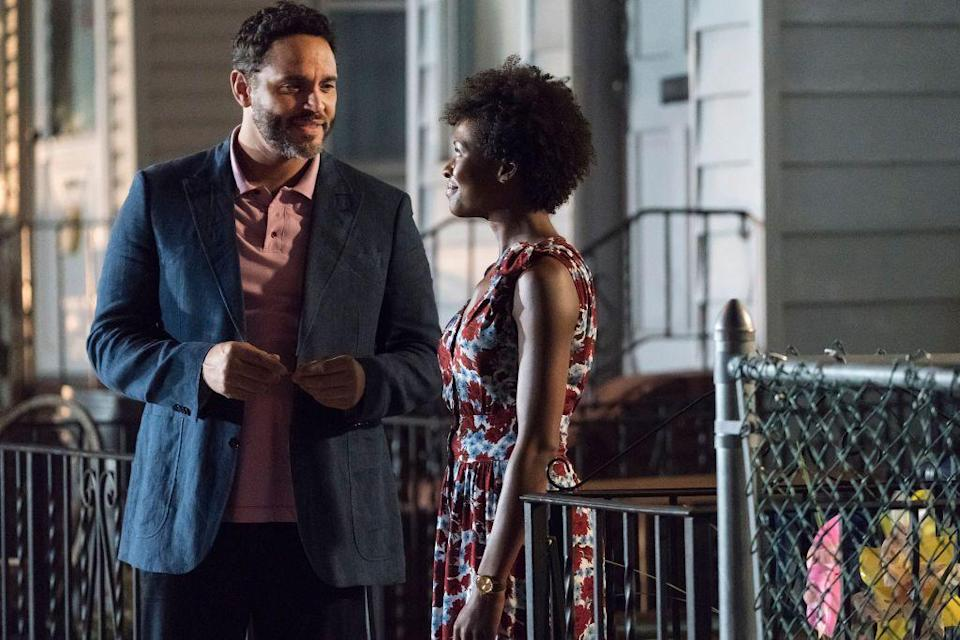 <p>Yes, Daniel Sunjata is still hot, but now he's giving off some hot dad energy. Most recently, he's had a starring role in <em>Power Book II: Ghost </em>alongside the likes of Mary J. Blige and Method Man.</p>