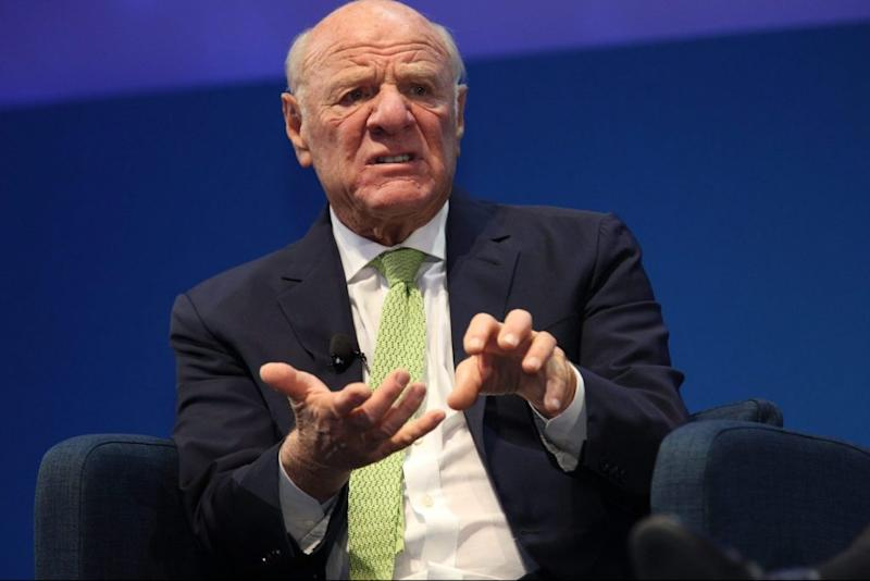Expedia Chairman Barry Diller Rips His 'Bloated' Company as 'All Life, No Work'