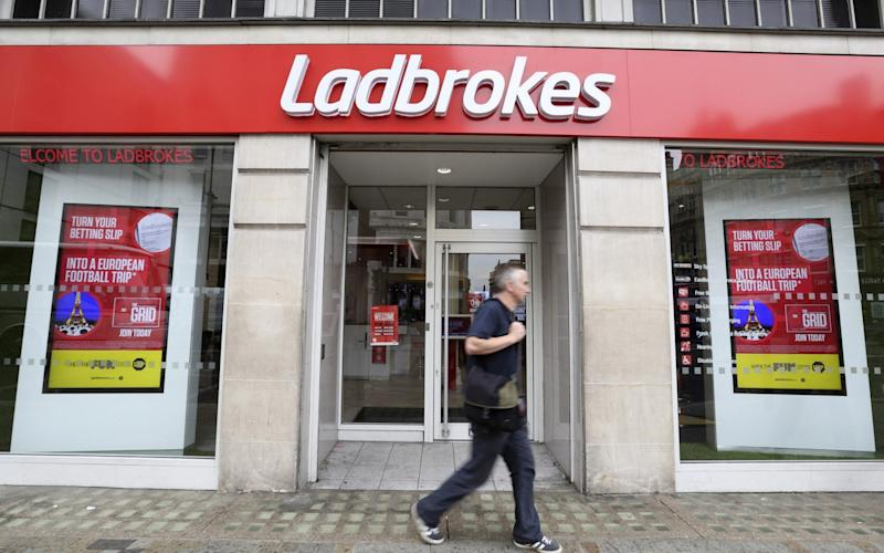 Businessman sues Ladbrokes for return of £3.3m as he says bets were illegal as he was in Spain
