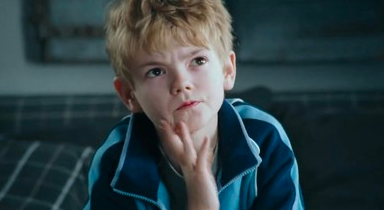 Everyone will know the baby-faced Sam, played by Thomas Brodie-Sangster, who was battling through the pain of his first love, Joanna.Source: Universal Pictures