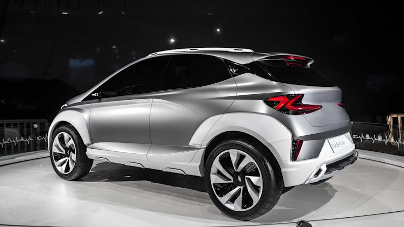 Hyundai Saga Concept